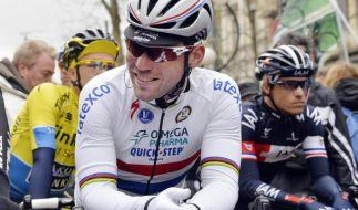 Für die Tour: Cavendish verzichtet auf Giro-Start (Foto)