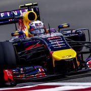 Ricciardo in China Schnellster im Abschlusstraining (Foto)