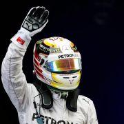 Hamilton lässt mit 34. Pole Clark und Prost hinter sich (Foto)