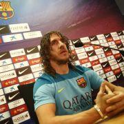 Barca mit Personalsorgen - Puyol fehlt gegen Bilbao (Foto)