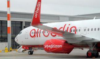 Der Flieger von Air Berlin sollte direkt nach Punta Cana fliegen. Stattdessen landete er in Köln/Bon. (Foto)