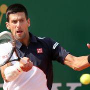 Djokovic muss wegen Verletzung Pause einlegen (Foto)