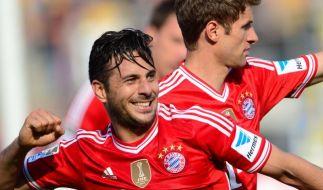 Glücklicher FCB-Sieg beim Tabellenletzten Braunschweig (Foto)