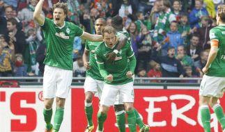 Werder gelingt Riesenschritt: 3:1 gegen Hoffenheim (Foto)