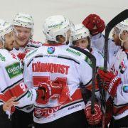 Haie siegen in Ingolstadt - 2:0 in DEL-Finalserie (Foto)