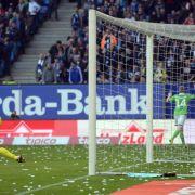 HSV taumelt Richtung 2. Liga: 1:3-Heimpleite gegen VfL (Foto)