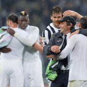 Juve vor erneutem Meister-Titel:1:0 gegen Bologna (Foto)