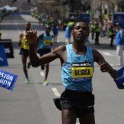 Elitefeld beim Boston-Marathon - Vorjahressieger dabei (Foto)