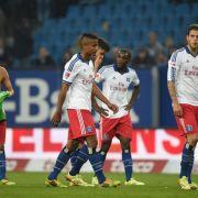 HSV hofft mittlerweile auf den Relegationsplatz (Foto)