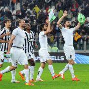 Juve will den Titel und «Geschichte schreiben» (Foto)
