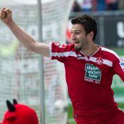 3:2 gegen Frankfurt: FCK hofft wieder auf den Aufstieg (Foto)