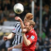 Tabellennachbarn Aalen und Ingolstadt 0:0 (Foto)