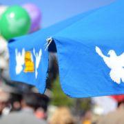 Trotz Ukraine-Krise wenig Zulauf bei Ostermärschen (Foto)