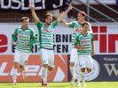 2:2 bei Paderborn - Fürth nimmt Kurs auf die Bundesliga (Foto)