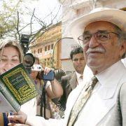 Abschied von Gabriel García Márquez in Mexiko (Foto)