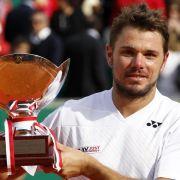Wawrinka besiegt Federer und gewinnt in Monte Carlo (Foto)