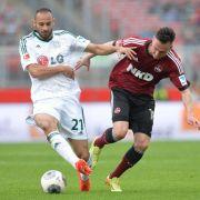 1:4 gegen Bayer:Nürnberg kommt Abstieg immer näher (Foto)