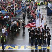 118. Boston-Marathon: Strenge Sicherheitsvorkehrungen (Foto)