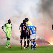 Pokal-Finale: Randale beim 1:5 von Ajax gegen Zwolle (Foto)