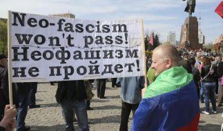 Keine österliche Ruhe in der Ostukraine (Foto)
