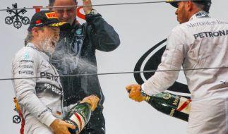 Achter Doppelerfolg für Mercedes: Nur vier Teams besser (Foto)