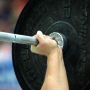 Chemnitzer Gewichtheber deutscher Mannschaftsmeister (Foto)