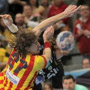 Rhein-Neckar Löwen: Sieg im Hinspiel gegen Barcelona (Foto)