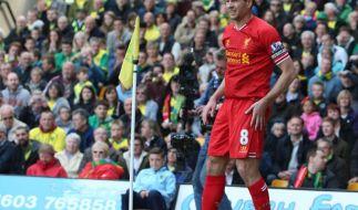Liverpool greift nach erstem Liga-Titel seit 1990 (Foto)