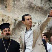 Assad lässt in Syrien am 3. Juni wählen (Foto)