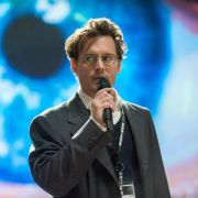 «Transcendence»: Johnny Depp mutiert zum Superhirn (Foto)