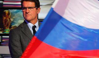 Russlands Coach Capello hört nach WM 2018 auf (Foto)