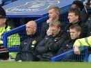 Medien: Moyes bei Manchester United vor der Entlassung (Foto)