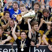 Harvestehuder Hockey-Herren gewinnen EHL-Titel (Foto)