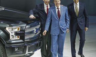 Chefwechsel bei Ford erwartet (Foto)