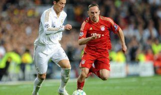 Bilanz spricht für Bayern: 11:7 Siege gegen Real Madrid (Foto)