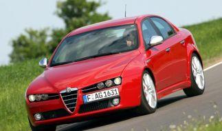 Stilvoll mit Macken - Der Alfa Romeo 159 (Foto)
