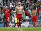 Wer ist der Kraftprotz? Bayern München oder Real Madrid? Vor zwei Jahren triumphierten Bastian Schweinsteiger und der FC Bayern. (Foto)