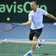 Davis-Cup-Spieler Gojowczyk erhält Wildcard für München (Foto)