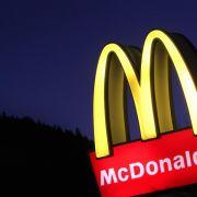 Appetit auf Fast Food von McDonald's lässt nach (Foto)