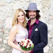 Stefanie Hertel heiratet Rockmusiker Lanny Isis (Foto)