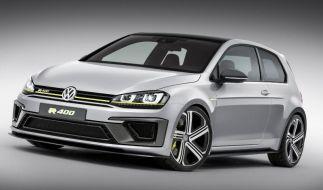 Powerplay in Peking: VW Golf wird zum 400 PS-Sportwagen (Foto)