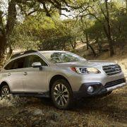 Kombi fürs Grobe: Der neue Subaru Outback (Foto)