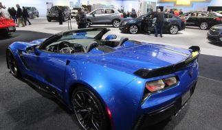 Neue Z06 wird zum stärksten Corvette-Cabrio aller Zeiten (Foto)