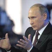 Putin will Ansprüche in der Arktis militärisch untermauern (Foto)