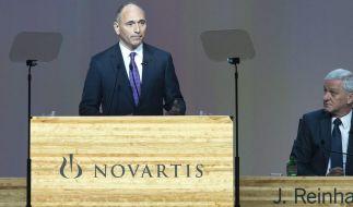 Novartis mischt mit Umbau die Pharmabranche auf (Foto)