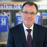 Schalke-ChefTönnies steht zu Gazprom (Foto)