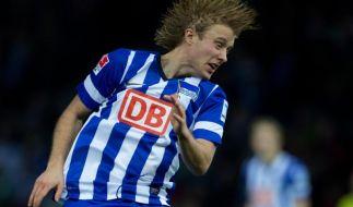 Hertha-Profi Skjelbred Norwegens Fußballer des Jahres (Foto)