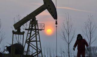 Ölpreise fallen nach China-Daten weiter (Foto)