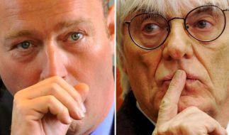 Der Fall Gribkowksy und die Folgen für Ecclestone (Foto)