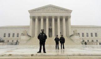 Gesetz gegen Minderheitenförderung in den USA bleibt bestehen (Foto)